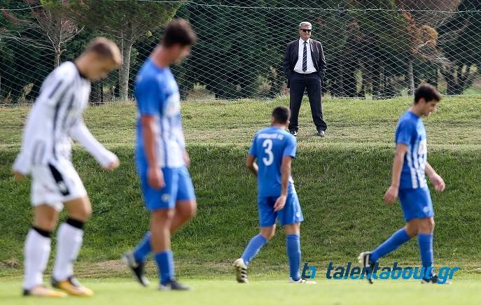Photostory ΠΑΟΚ – Ατρόμητος της SuperLeague U20