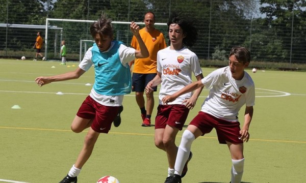 AS Roma Camp Athens