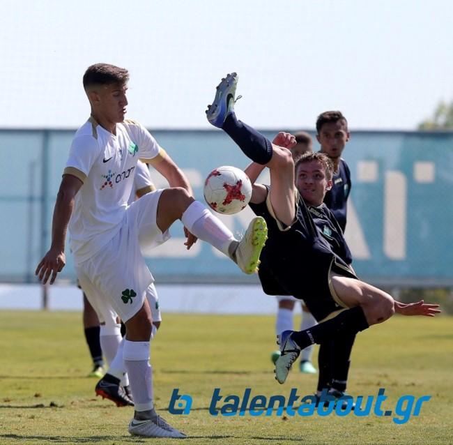 Κλικ απο το Παναθηναϊκός – Λεβαδειακός για την Super League U19!
