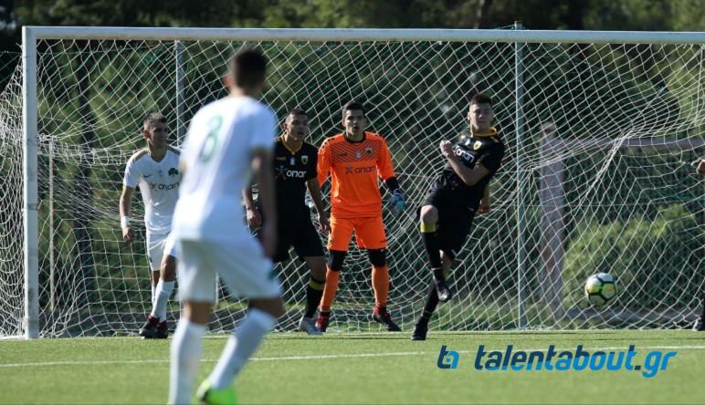Το Photostory ΑΕΚ – Παναθηναϊκός για την Super League U17!