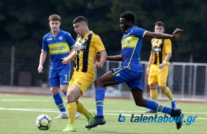 Το Photostory ΑΕΚ – Αστέρας Τρίπολης για την Super League U19!