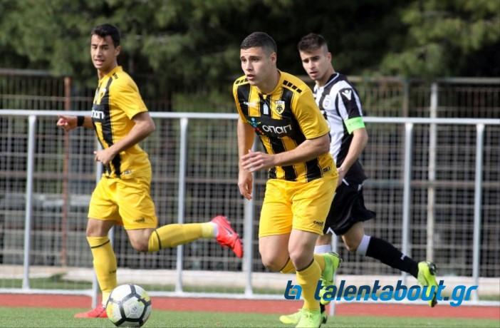 Το Photostory του Derby ΑΕΚ – ΠΑΟΚ για τη Super League U19!