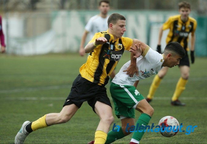 Το Photostory του Derby Παναθηναϊκός – ΑΕΚ για τη Super League U17!