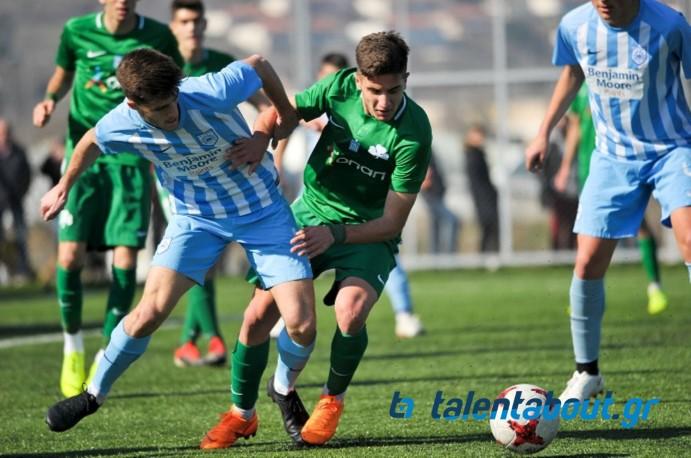 Το Photostory ΠΑΣ Γιάννινα – Παναθηναϊκός για τη Super League U19!