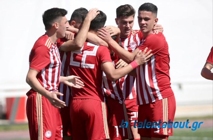 Το Photostory Ολυμπιακός – Άρης για τη Super League U19!