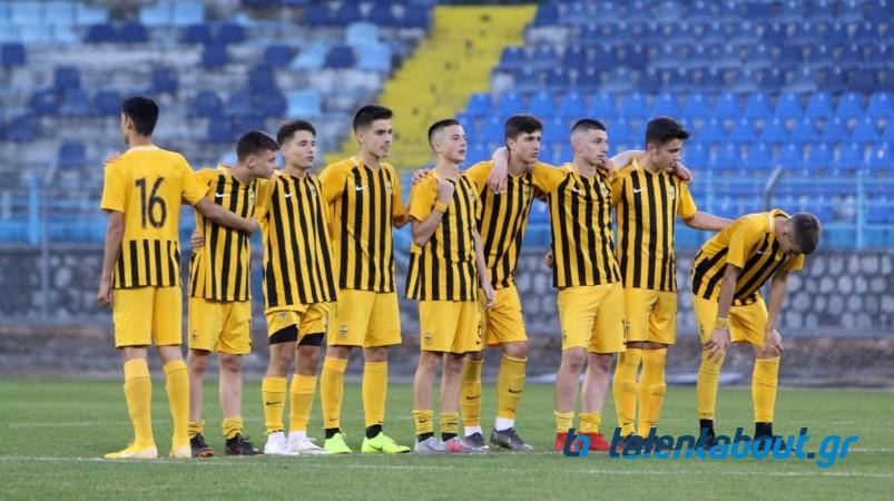 Το Photostory του ημιτελικού της Super League U15 Παναθηναϊκός – Άρης!