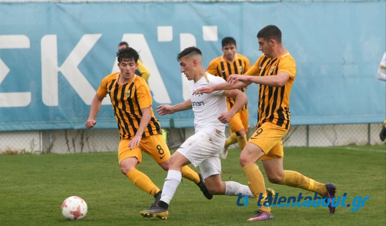 Το Photostory Παναθηναϊκός – Άρης για τη Super League U19!