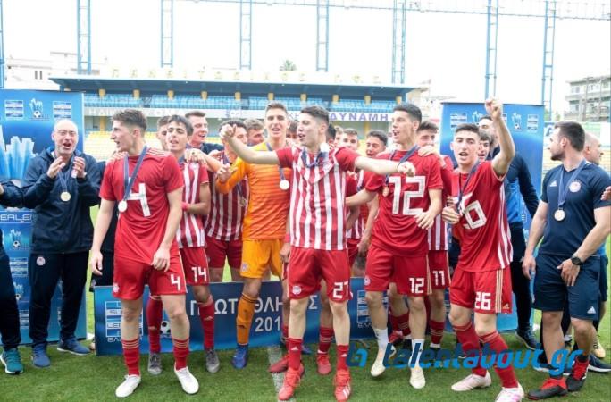 Το Photostory του ΤΕΛΙΚΟΥ της Super League U17 ΠΑΟΚ – Ολυμπιακός!
