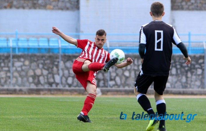 Το Photostory του ημιτελικού της Super League U15 ΠΑΟΚ – Ολυμπιακός!