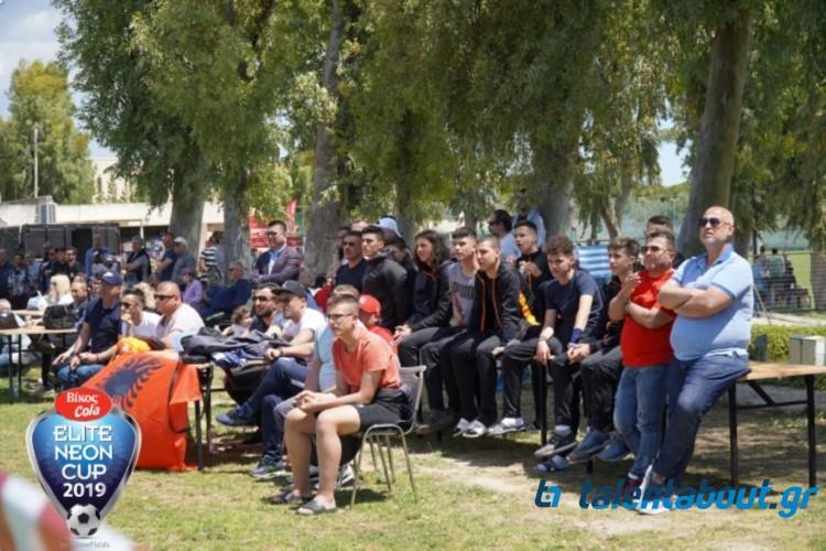 Photos απο τη 2η ημέρα του Βίκος Cola Elite Neon Cup 2019!