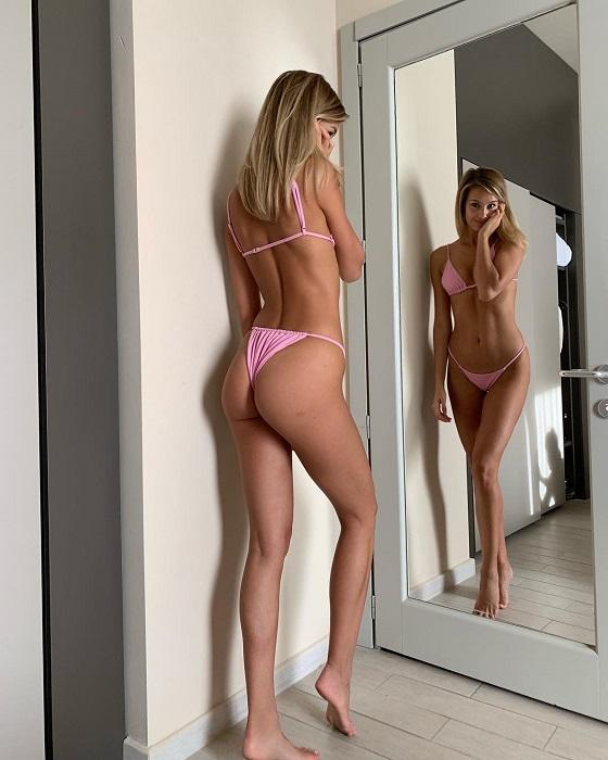 """Η σέξι πίσω """"κίνηση"""" της Βικτόρια Βάργκα! (photos)"""