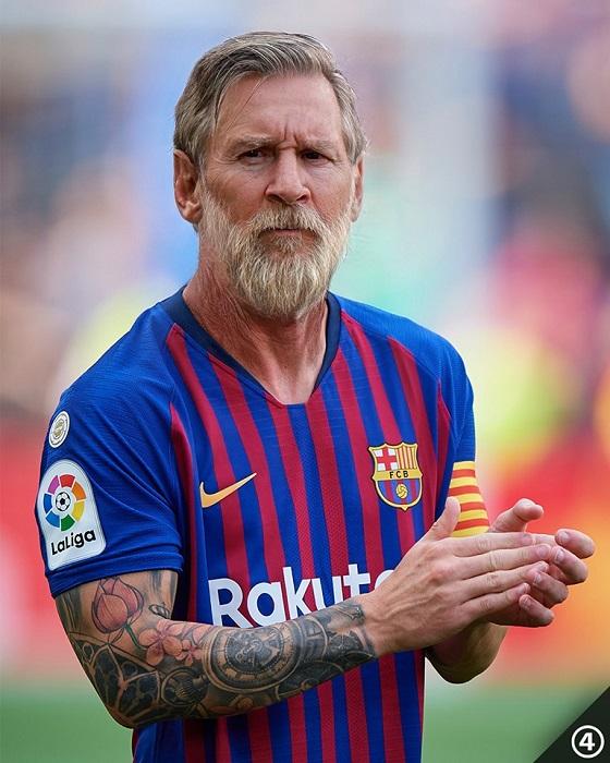 Η… γέρικη πλευρά του ποδοσφαίρου! (photos)