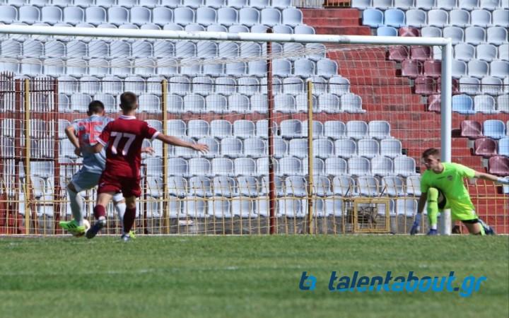 Φωτορεπορτάζ του Λάρισα – Ολυμπιακός της U19! (photos)