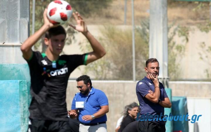 Φωτορεπορτάζ του Παναθηναϊκός – ΟΦΗ της Super League U19! (photos)