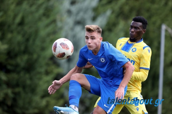 Το Photostory Αστέρας Τρίπολης – Ατρόμητος για τη Super League U19!