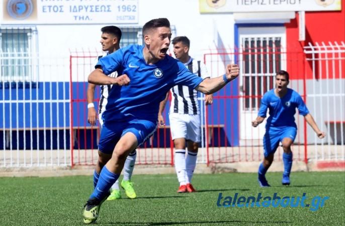 Το Photostory Ατρόμητος – ΠΑΟΚ για τη Super League U19!