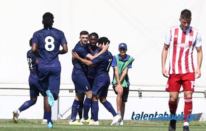 Το photostory Ολυμπιακός- Τότεναμ για το UEFA Youth League!