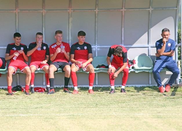 Φωτορεπορτάζ του Ξάνθη – Αστέρας Τρίπολης της U19!