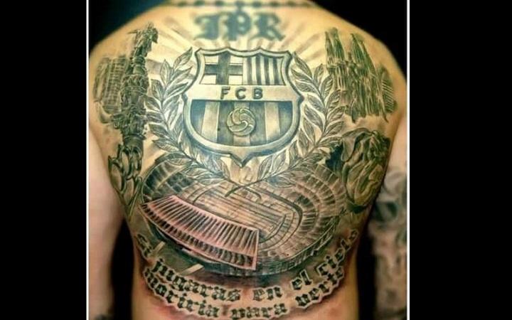 Οι top11 ποδοσφαιρικές τατουαζάρες! (photos)