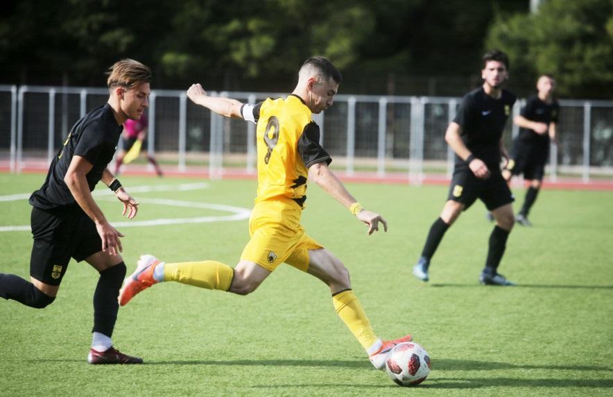 Το Photostory ΑΕΚ – Άρης για τη Super League U19!
