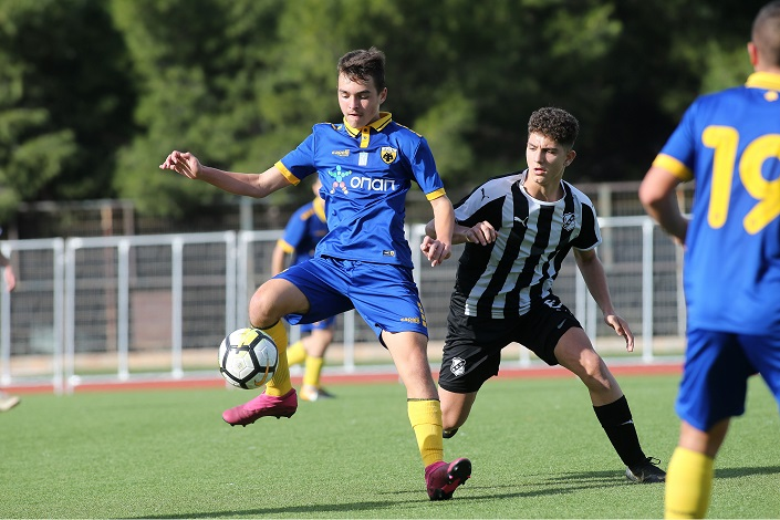 Το photostory της Super League U15!