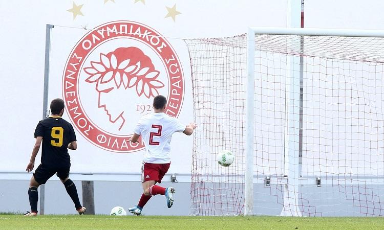 Το Photostory Ολυμπιακός – ΑΕΚ για τη Super League U17!