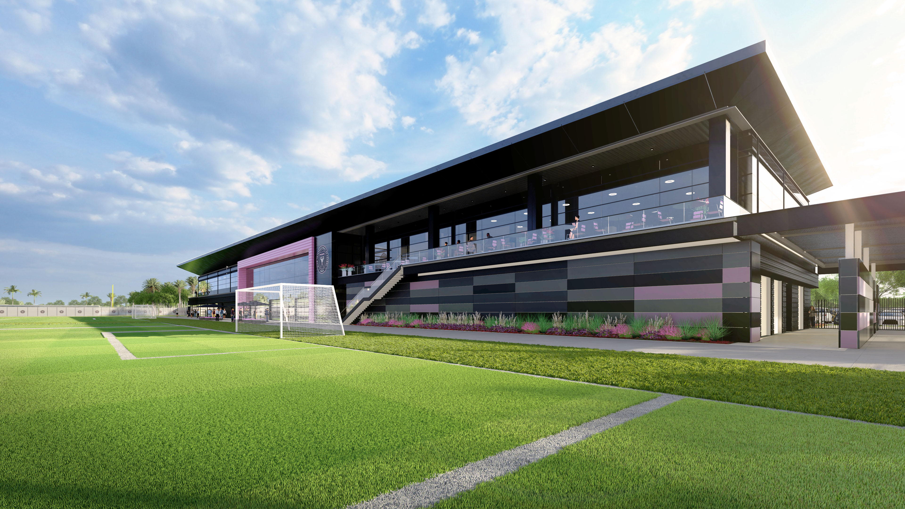 Το γήπεδο της… Ίντερ Μαϊάμι είναι θεσπέσιο! (photos)