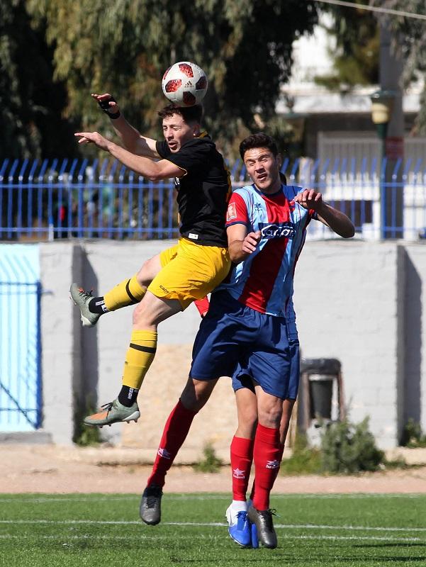 """Φωτογραφικές """"ματιές"""" από την 26η αγωνιστική της Super League U19!"""