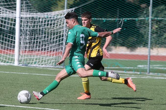 Το Photostory του ΑΕΚ – Παναθηναϊκός της Super League U15!