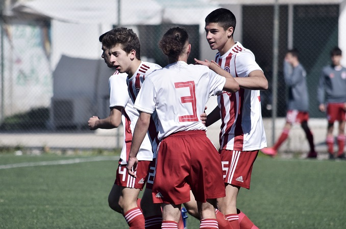 Η δράση της Super League U17 και U15 σε κλικς!