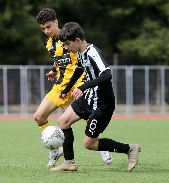 Το Photostory του ΑΕΚ – ΟΦΗ για τη Super League U15!