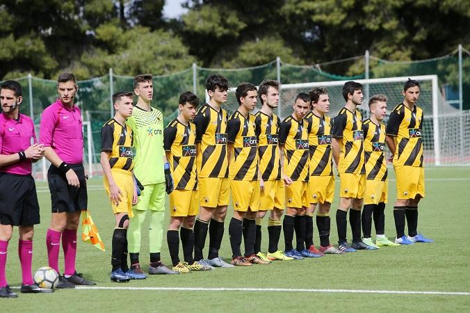 Το Photostory του Derby ΑΕΚ – Παναθηναϊκός για τη Super League U17!