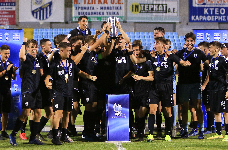 Το photogallery της Super League U17 για το 2020!