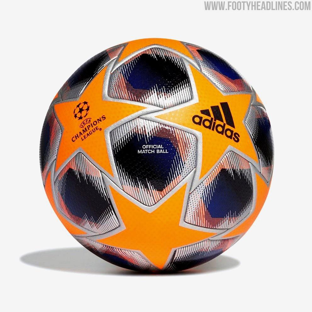 Η νέα μπάλα του Champions League! (photos)