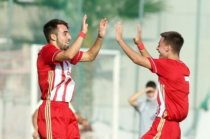 Το photostory του Ολυμπιακός – Αστέρας Τρίπολης της Super League U19!