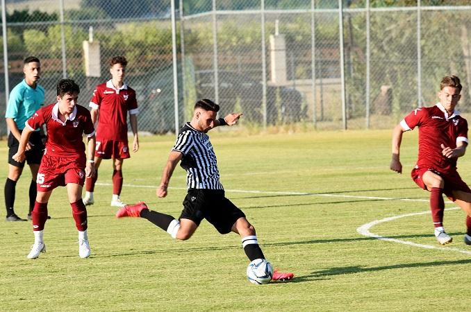 Το photogallery του ΠΑΟΚ – Λάρισα της Super League U19!