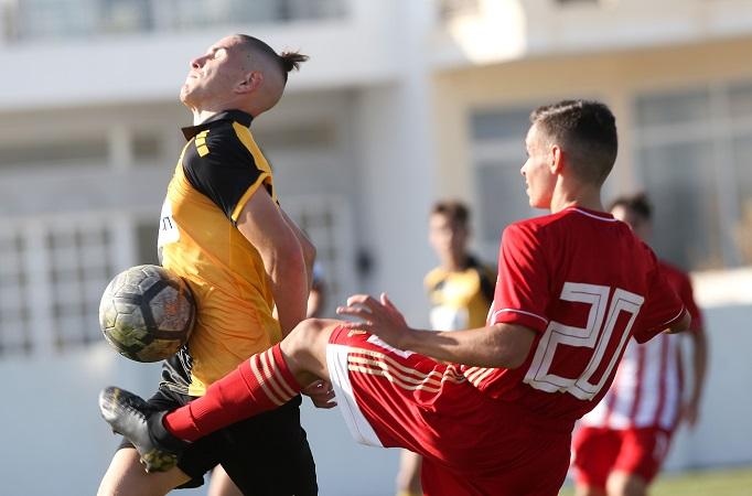 Το Photostory ΑΕΚ – Ολυμπιακός  για την Super League U17!