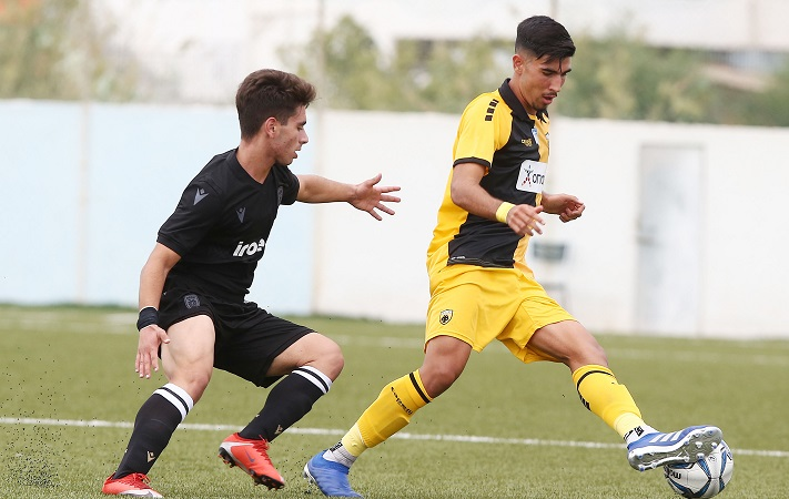 Το Photostory ΑΕΚ – ΠΑΟΚ για την Super League U19!