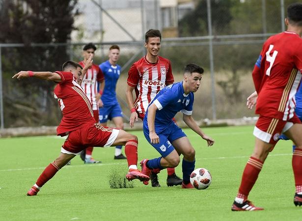 Το photostory του ΠΑΣ Γιάννινα – Ολυμπιακός της Super League U19!
