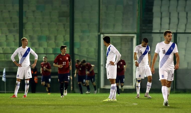 Το Photostory Ελλάδα U21 – Τσεχία U21!