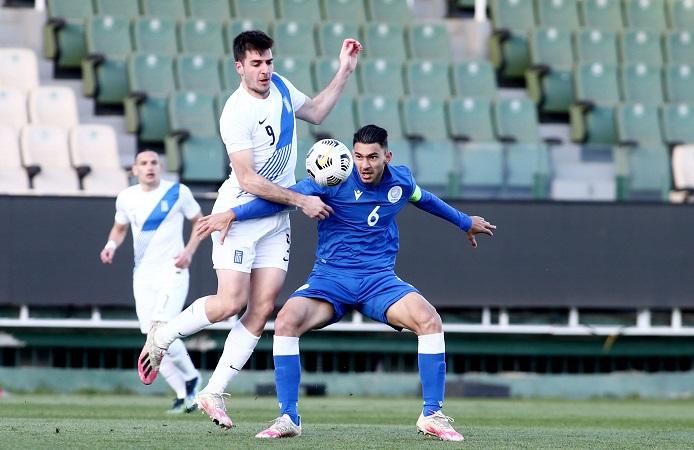 Το Photostrory Ελλάδα (U21) – Κύπρος (U21)!