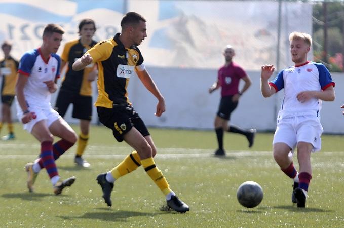 Το photogallery του ΑΕΚ – Βόλος της Super League U19!