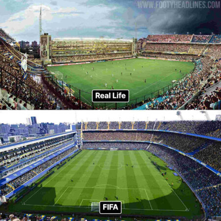 """Τα """"σπάει"""" το νέο FIFA 22 – Τα πάντα… αληθινά! (photos)"""